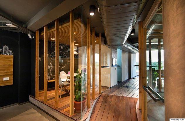 PHOTOS: Housing.com's New Design Studio In Delhi Looks