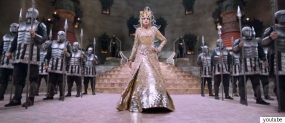 'Puli' Marks Sridevi's Comeback To Tamil Cinema After 20