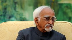 Govt Apologises For Ram Madhav's Criticism Of Hamid Ansari's Absence At Yoga
