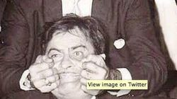 This Is The Goofiest Photo Of Raj Kapoor You'll Ever