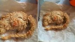 Guess What That KFC 'Fried Rat' Actually
