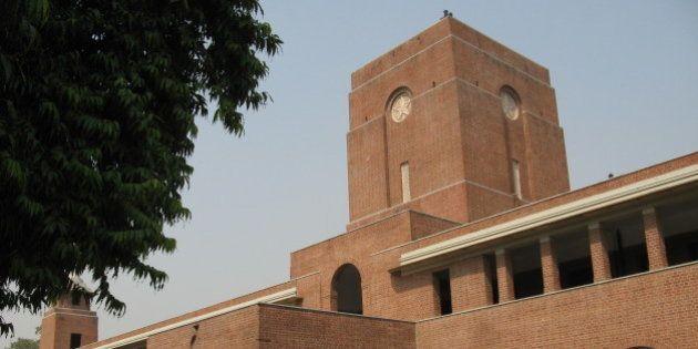 St. Stephen's College, Delhi. Main