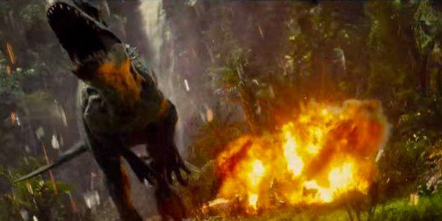 'Jurassic World' Grosses Rs 100 Crore In