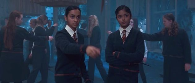 PHOTO: This Is How Padma Patil From The Harry Potter Series Looks