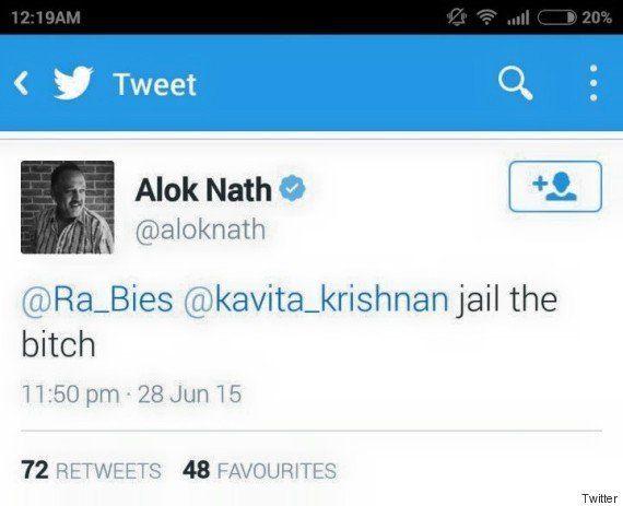 Alok Nath's 'Sanskaari' Image Has Taken A Beating With This One