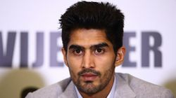 Indian Boxer Vijender Singh Turns Pro But Can No Longer Represent India In Olympics Next