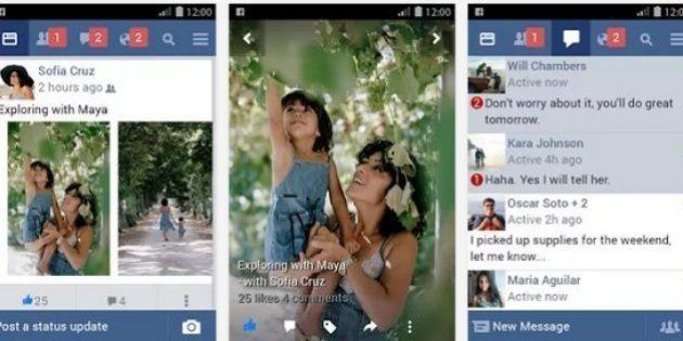 Facebook Lite For Android Is Now In India For Users With Slow 2G