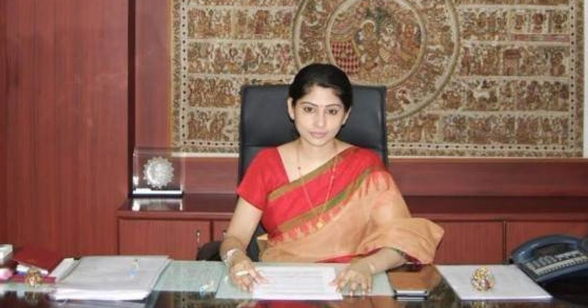 IAS Officer Smita Sabharwal Sends Legal Notice To Outlook ...