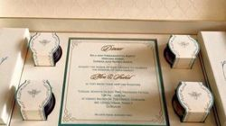 Shahid Kapoor And Mira Rajput's Wedding Card Has Been