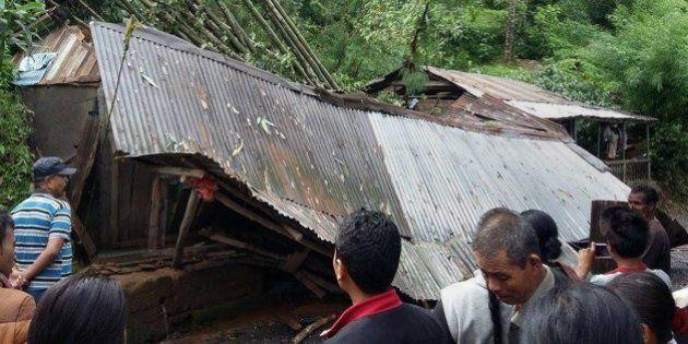 Darjeeling Landslides Kill 38, Major Rescue Operations