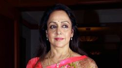 Actress Hema Malini Injured In Car Accident In Rajasthan; One Child Killed In The