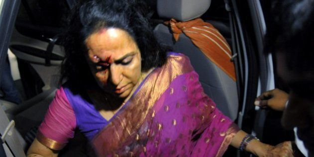 Hema Malini Stable After Accident That Killed 4-Year-Old Girl; Police Arrest Driver Of Her