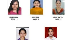 Women Take Top Four Ranks In Prestigious UPSC