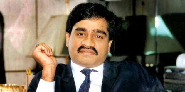India's most wanted man, Dawood Ibrahim, poses for photos in this undated photo at an unknown location....