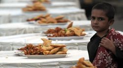 The RSS's 'Muslim Wing' Held An Iftar Party For The First