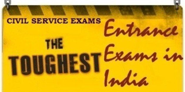 Civil Service exams are one of the most toughest entrance