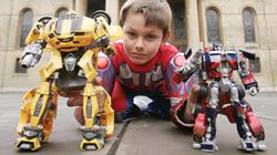 9-Year-Old Girl Wins Petition To Join 'Boys Only' Robot