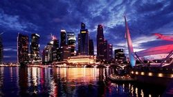 Two Indians Booked In Singapore On Molestation