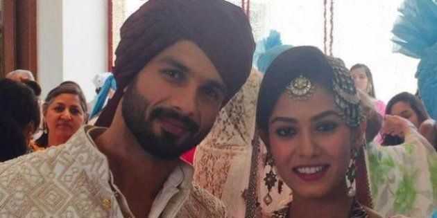 Shahid Kapoor And Mira Rajput Are Officially