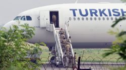 Grounded For 13 Hours, Turkish Airlines Plane Finally Leaves Delhi After Bomb