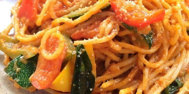 This Spaghetti Moilee Marries The Best Of Malayali And Italian