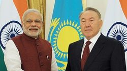 India, Kazakhstan Sign Five Key Agreements To Bolster