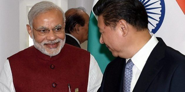 Modi Conveys To Xi India's Concerns Over China's Support To Pak On Release Of