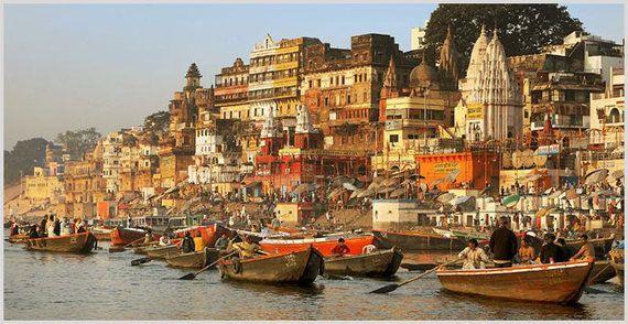 7 Reasons Why You Should Visit Varanasi At Least