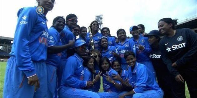 Indian Women's Cricket Team Wins ODI Series Against New