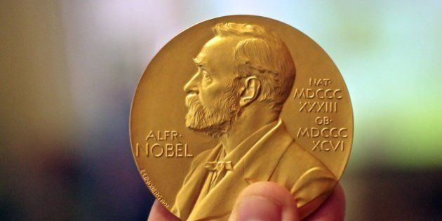 Why Sotheby's Will Auction Nobel Medal Awarded In