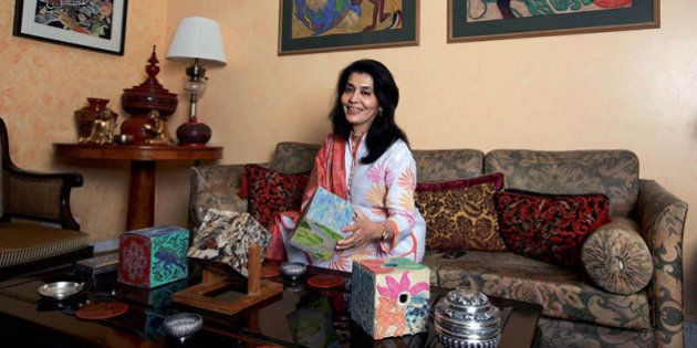 Tasneem Zakaria Mehta: The