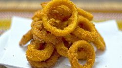 These Onion Rings Are So Crunchy, They'll Make You