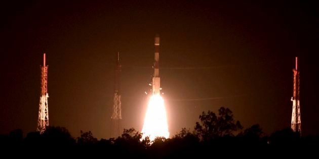 ISRO Successfully Powers Five British Satellites In Space, More Launches