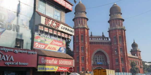 Chennai/Madras,