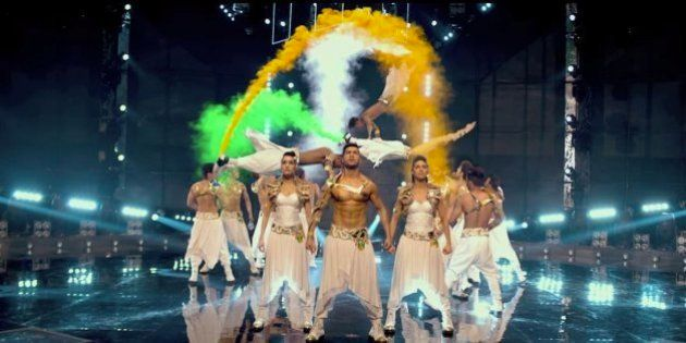 Indian Tricolour Shown In 'ABCD 2' Climax Was Censored By Islamabad's Censor