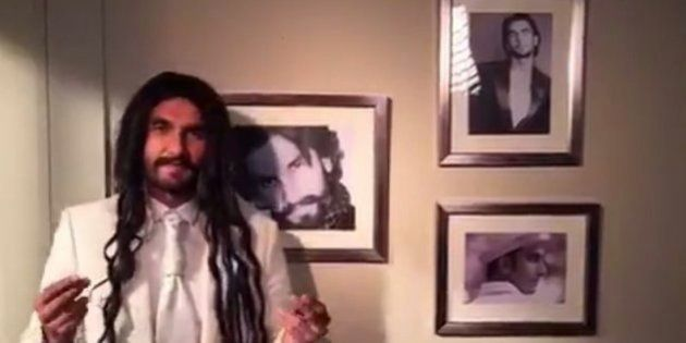 WATCH: Ranveer Singh Dedicates 'Eye To Eye' Dubsmash To Hrithik Roshan And Arjun