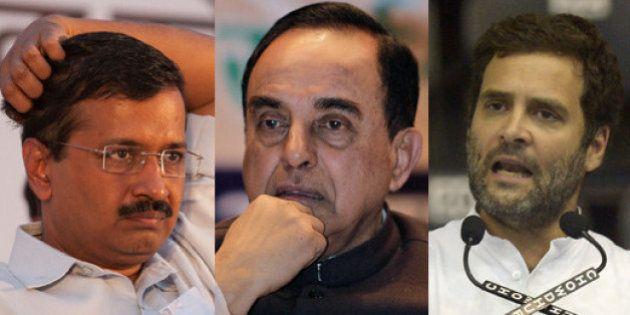 Criminal Defamation: The Urgent Cause That Has United Rahul Gandhi, Arvind Kejriwal And Subramanian