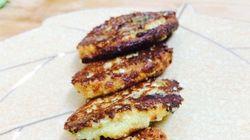 Sandalwood Curd Kebabs,