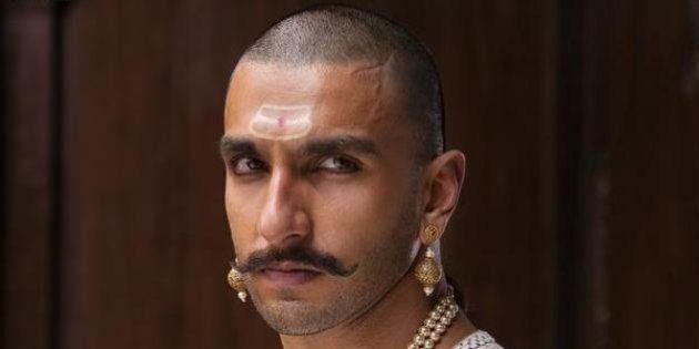 First Look: Ranveer Singh, Deepika Padukone, And Priyanka Chopra In 'Bajirao