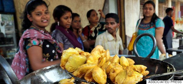 Hot Mess: Maggi Is Just One Strand Of India's Food