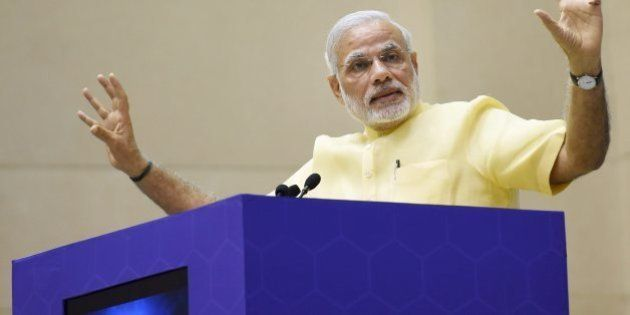 Will Make India A 'Human Resource Capital', Says Prime Minister Narendra Modi At Skill India