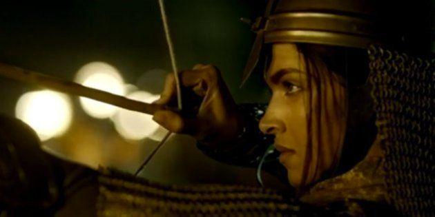 WATCH: 'Bajirao Mastani' Teaser Looks Big And