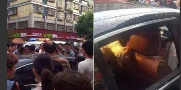 Mother Refuses To Break Into Expensive BMW To Rescue Toddler Trapped In Hot