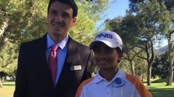 Wow! 10-Year-Old Son Of A Haryana Milkman Becomes Junior Golf World