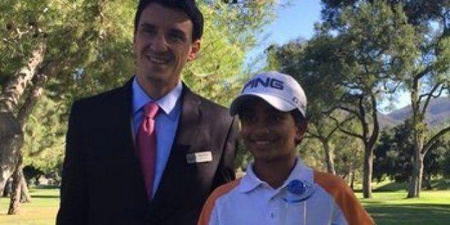 Shubham Jaglan, Haryana Milkman's 10-Year-Old Son, Lifts Junior World Golf Championship