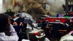 These Photos Show Mumbai Is Having A Really Bad Day With Torrential Rains,