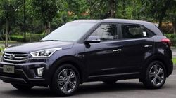 Hyundai Launches Compact SUV 'Creta' For Rs 8.59