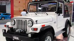 Mahindra's New SUV Is Old Diesel In Snazzy