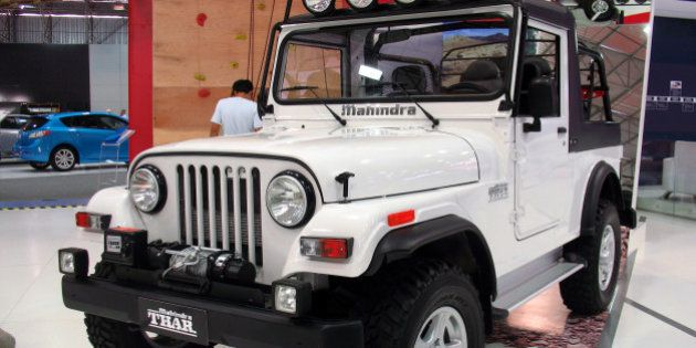 Motor Max: Mahindra's New Thar Is Merely Better