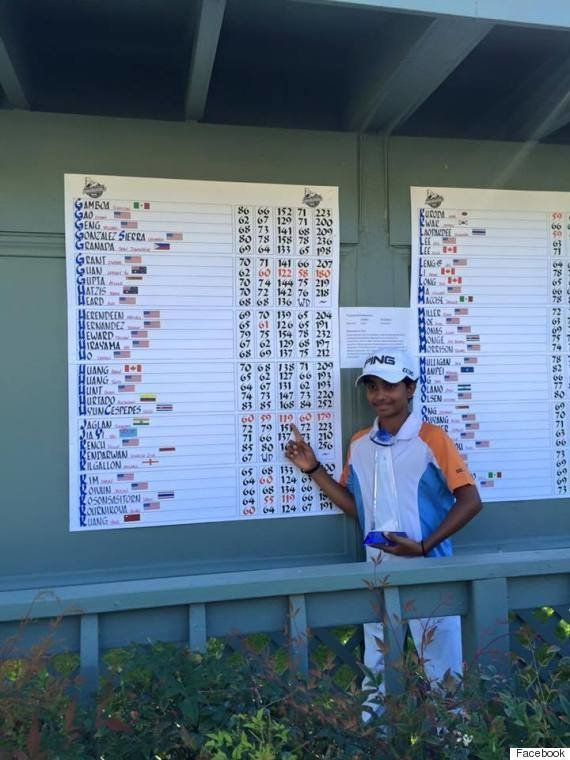 Shubham Strikes Again: Milkman's Son Bags Second Golf Title In 2